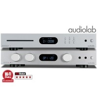 AUDIOLAB 6000A + 6000CDT (오디오랩 6000-A,6000-CDT/실버)